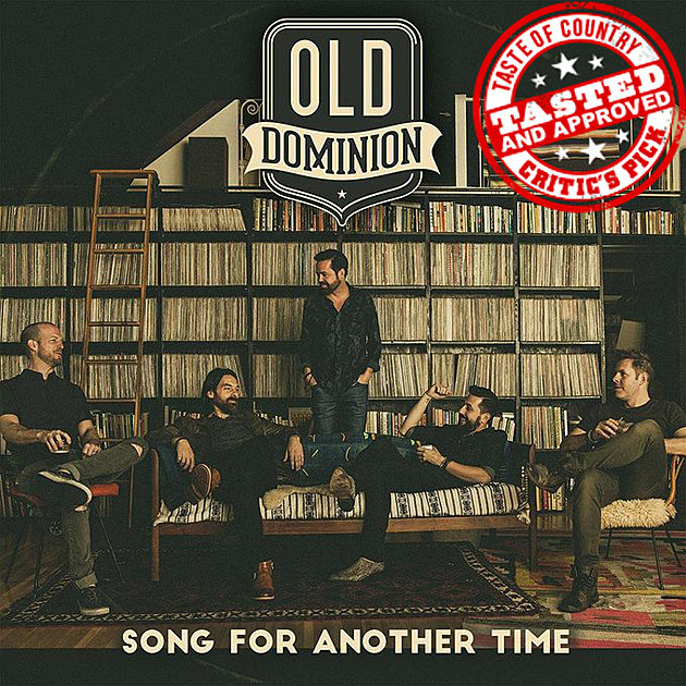 Toc Critic's Pick Old Dominion, 'song For Another Time