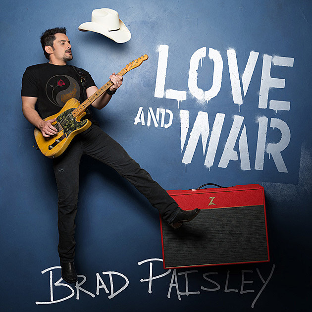 Image result for brad paisley love and war