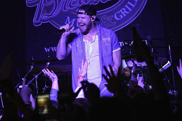 Chase Rice Announces 2017 Lambs Lions Tour