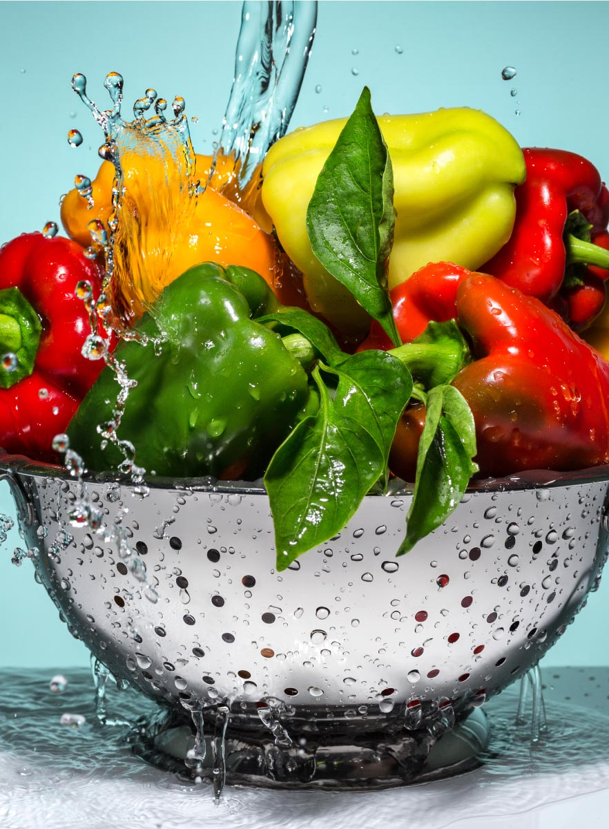 Wash it Good! How to Wash Produce