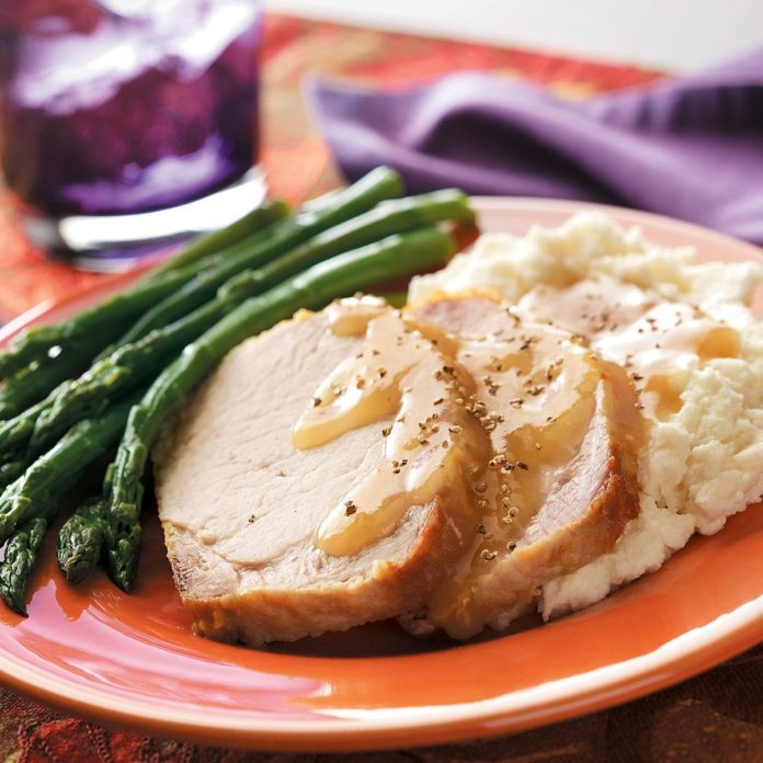 Countrystyle Pork Loin  Taste Of Home