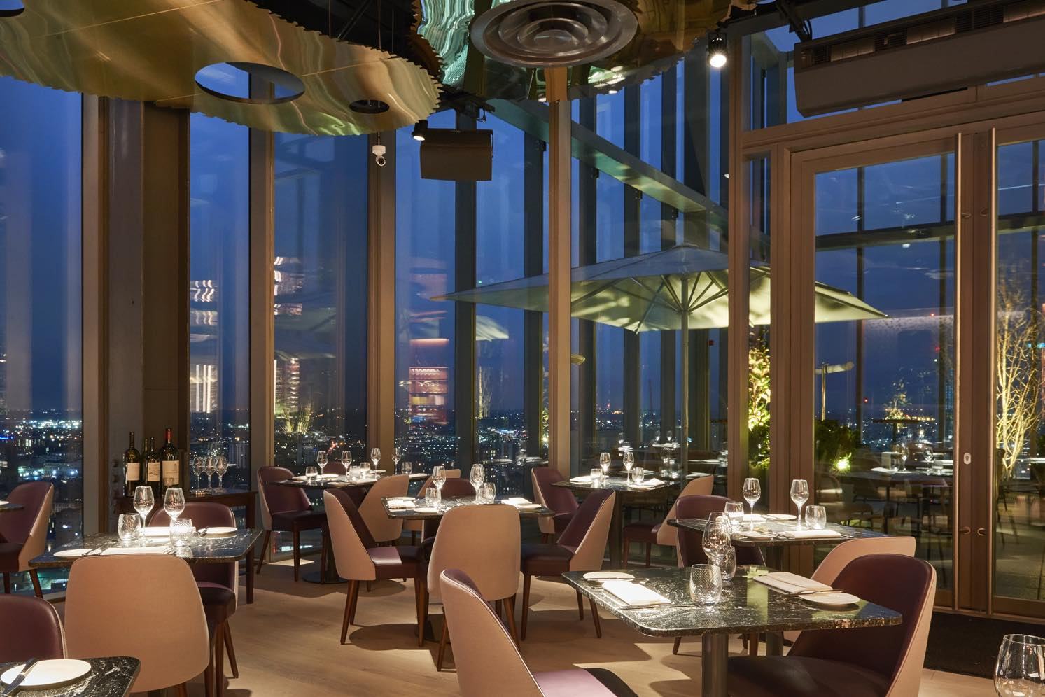 First look at 20 Stories  sumptuous restaurant in the sky