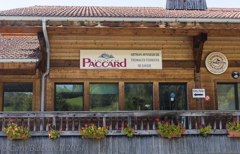 Paccard, Manigod, Haute Savoie