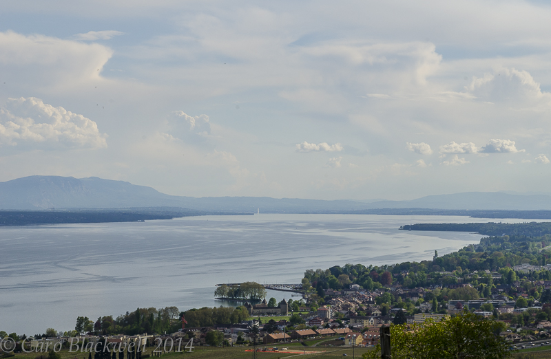 View over Lac Leman