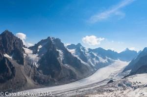 Argentiere Glacier, Chamonix Mont Blanc