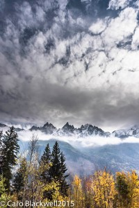 Views in Chamonix