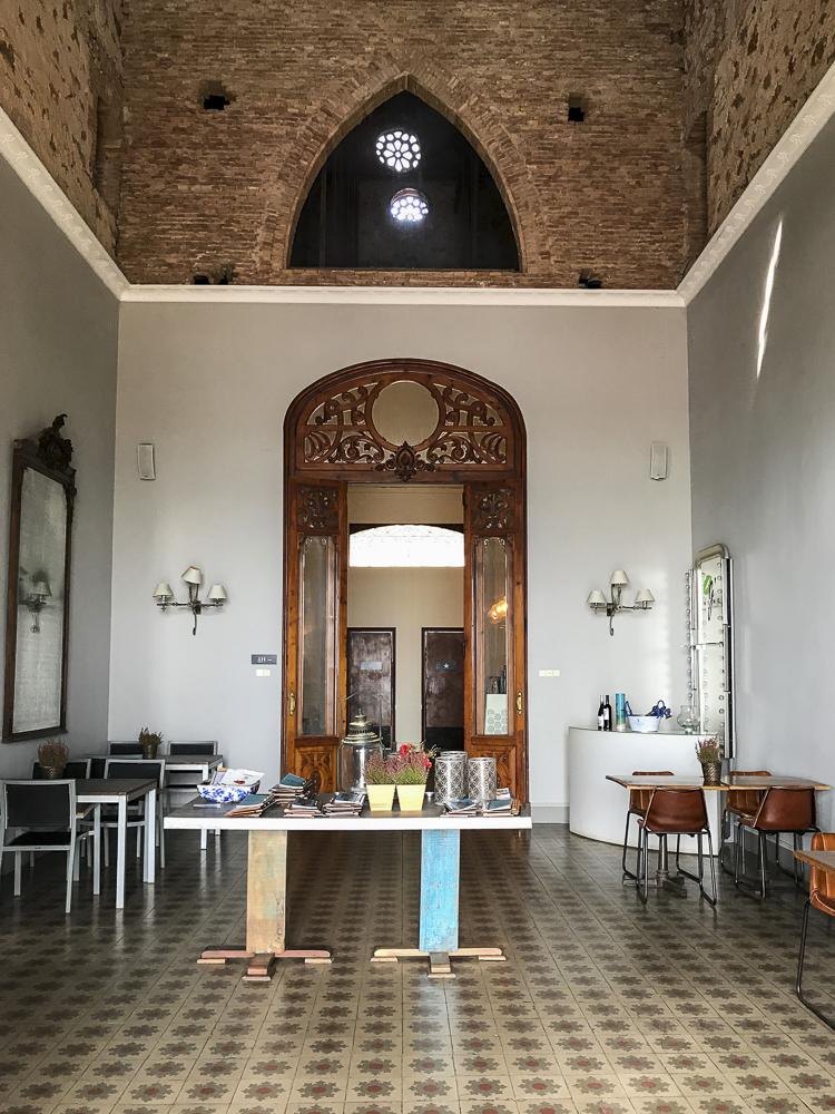 Villa Mar Restaurant, Benicassim - Interior