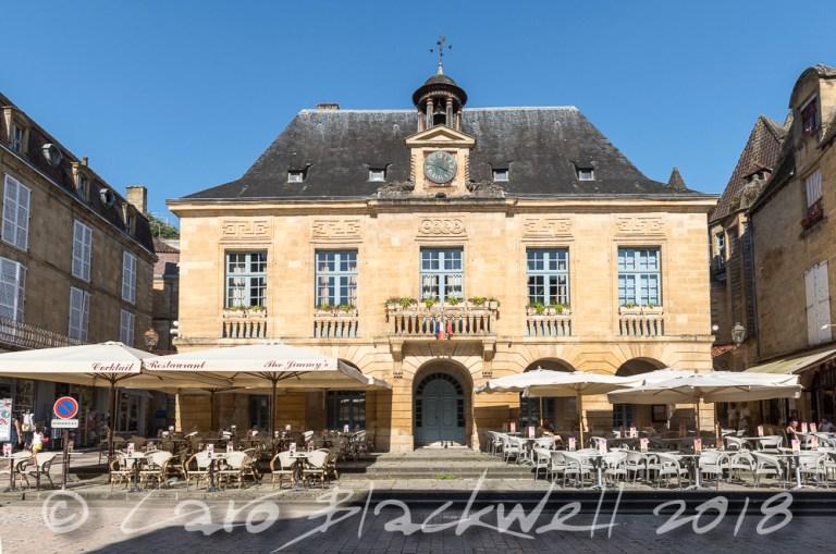 Hotel de Ville, Place de la Liberté, Sarlat