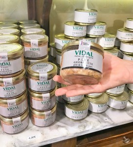 Pâté Georgette - a traditional recipe from Vidal