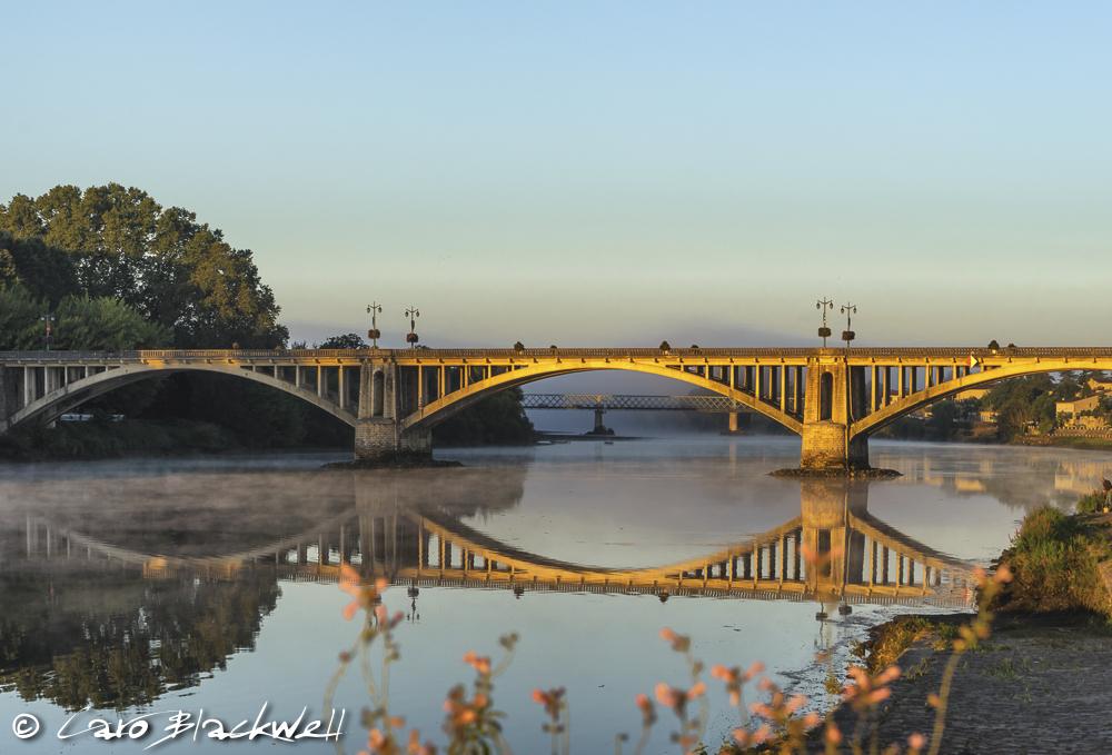 Bridges in Castillon la Bataille