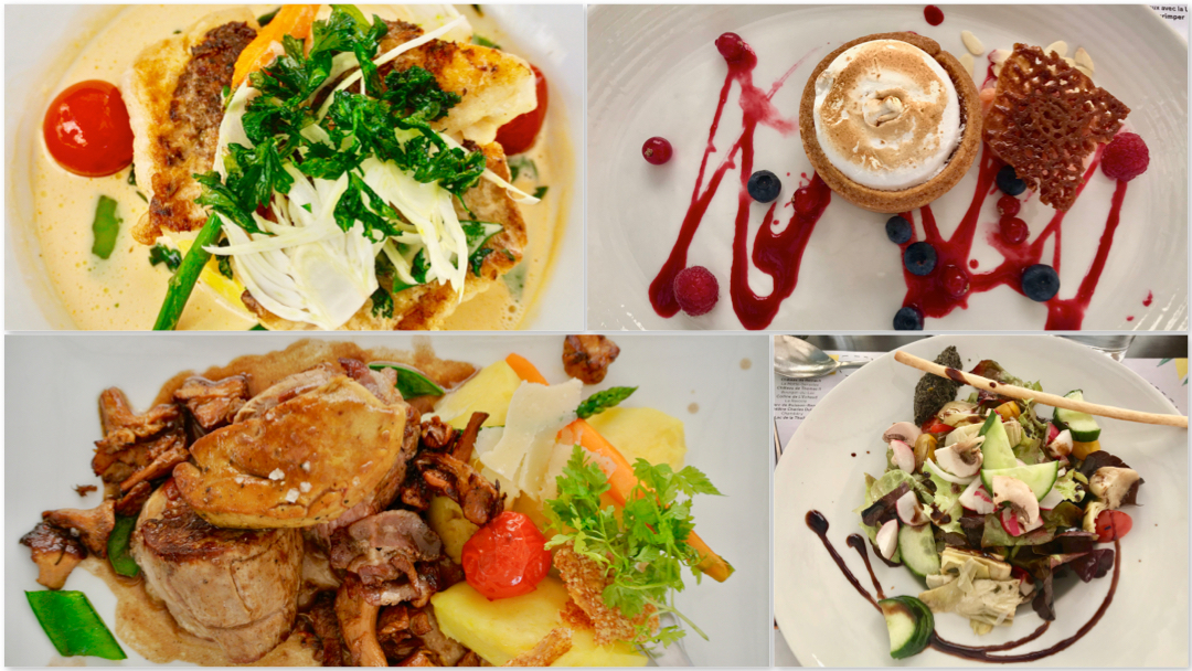 Lunch at L'Atelier Chambery