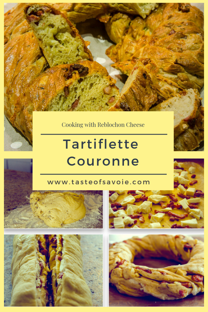 Tartiflette Couronne from Taste of Savoie Kitchen