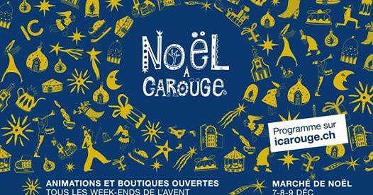 Noel a Carouge, Geneva