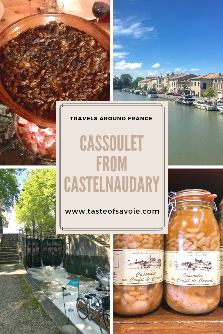 Cassoulet from Castelnaudary - Taste of Savoie
