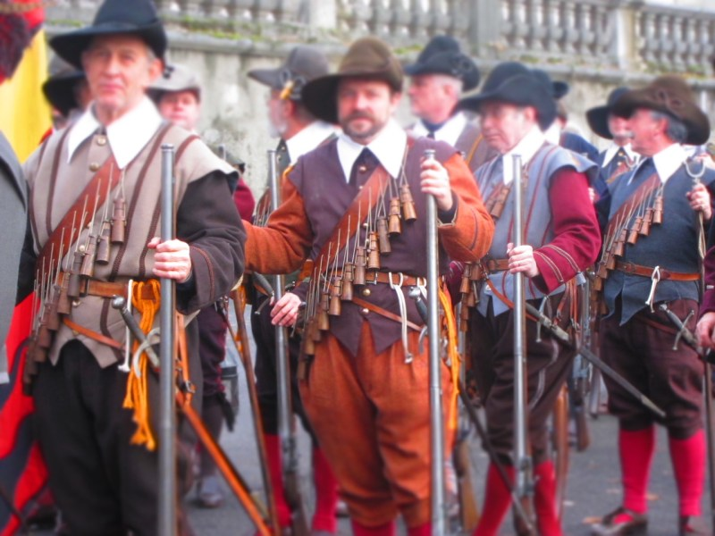Escalade Celebrations Geneva