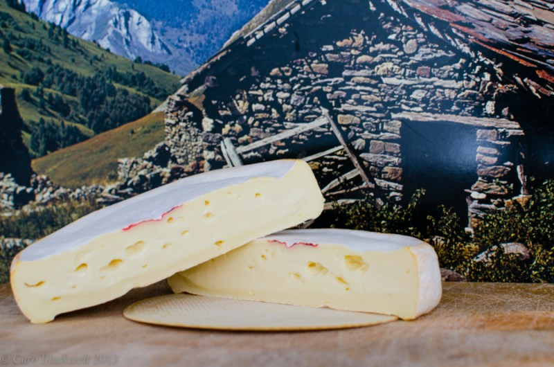 Reblochon Cheese from the Haute Savoie
