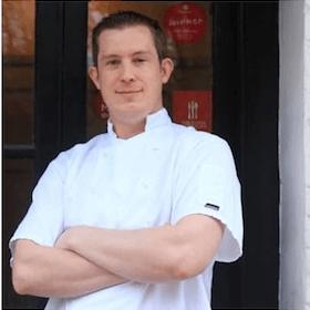 Jon Marsden Jones visits his old kitchen in Les Gets