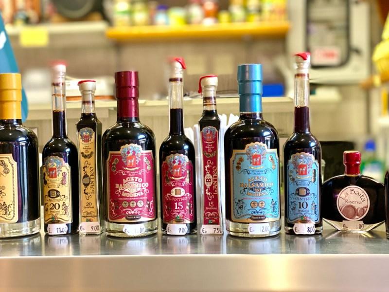 Modena for Balsamic Vinegar