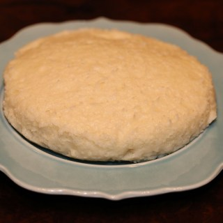 Asida is a South Sudanese staple food made from corn meal