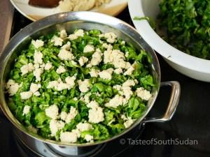 Cooking Basico, Taste of South Sudan recipe, South Sudanese food, Sudanese food, African food, Egusi soup