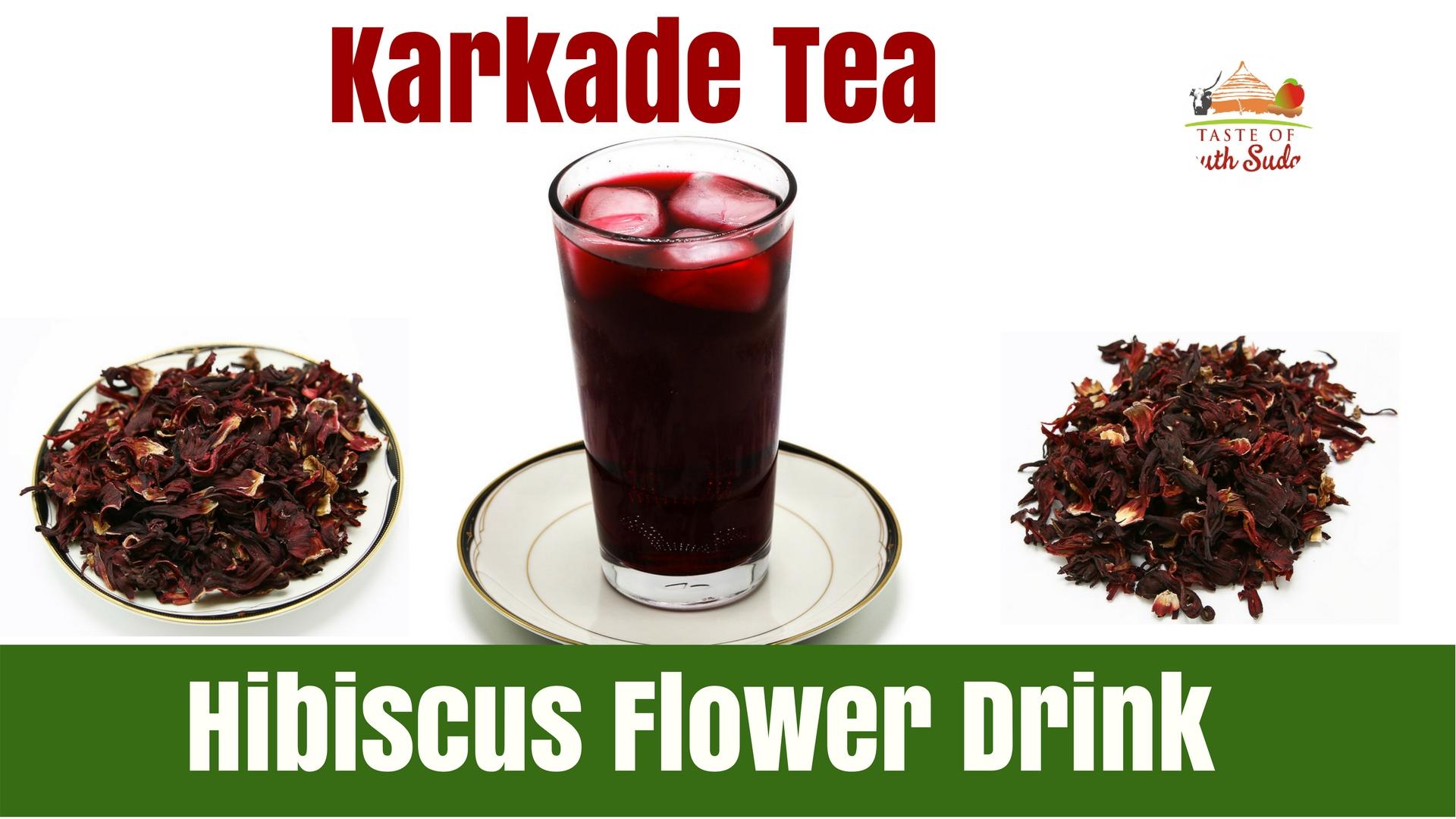 Hibiscus Sabdariffa Flower Herb Karkade Taste Of South Sudan