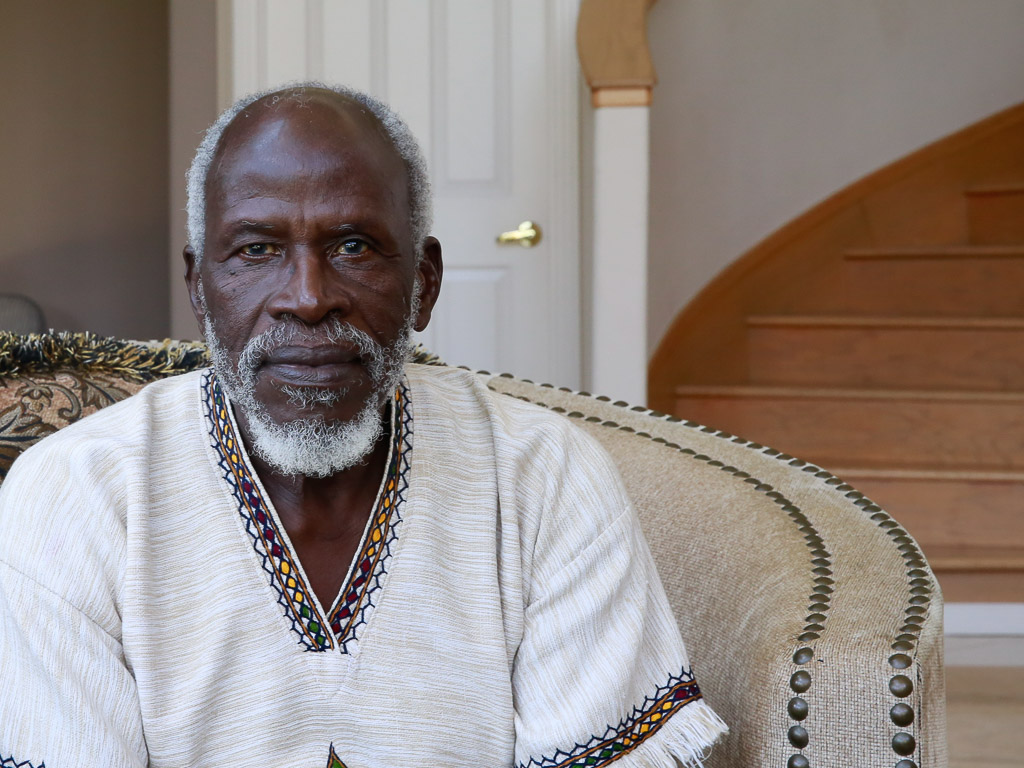 Prof. Taban Lo Liyong, African writer and poet, Taste of South Sudan