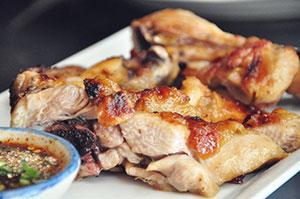 Isaan BBQ Chicken