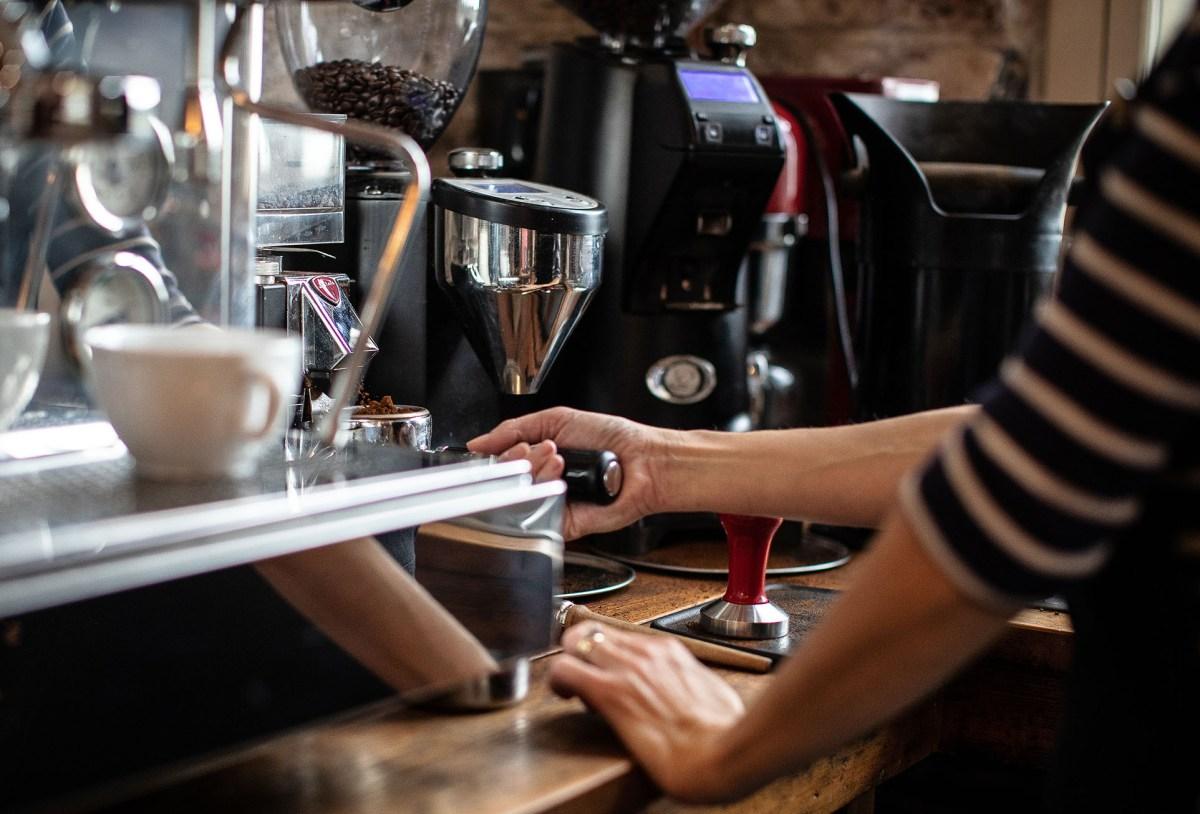 Roost Coffee © Polly Baldwin