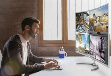Philips predstavio najveci zakrivljeni 4K monitor