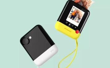 Polaroid Pop fotografise i stampa bez boje