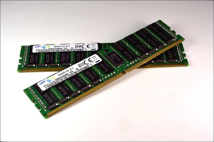 DDR5 RAM memorija
