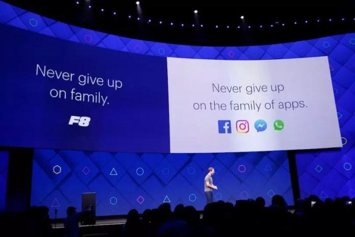 Facebook unakrsna obavjestenja na aplikacijama