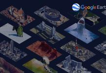 google earth live streaming