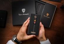 lamborghini telefon alpha one
