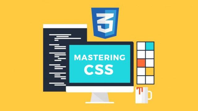 kurs za web dizajn mastering css
