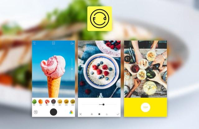 foodie aplikacija
