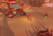 asterix i obelix gameplay