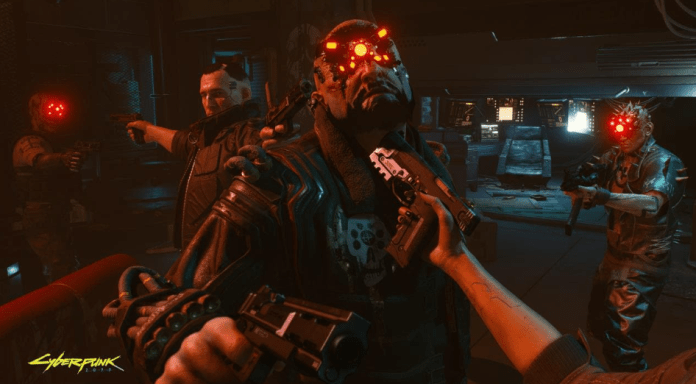cyberpunk novi gameplay