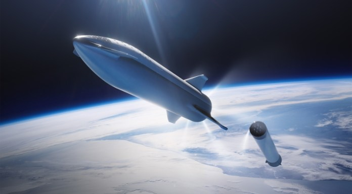 spaceX Mk1