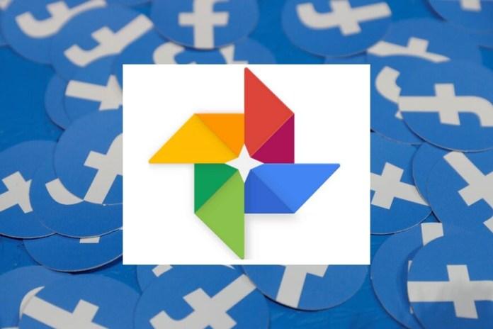 facebook salje slike na google servis