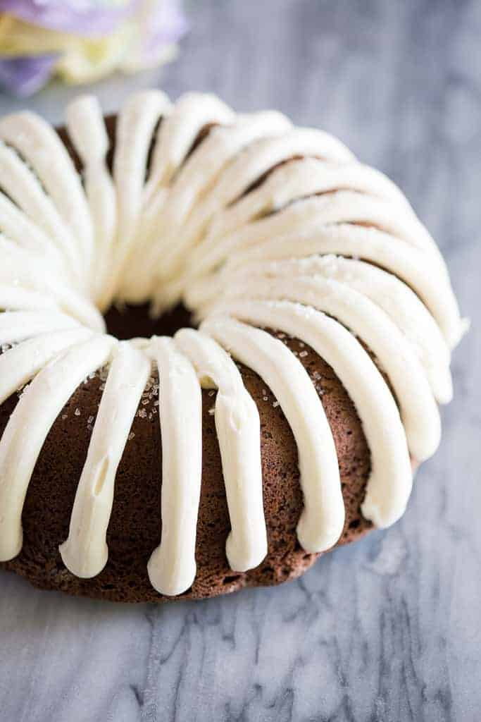 Nothing Bundt Cakes Nutrition Facts and Calories - Menu