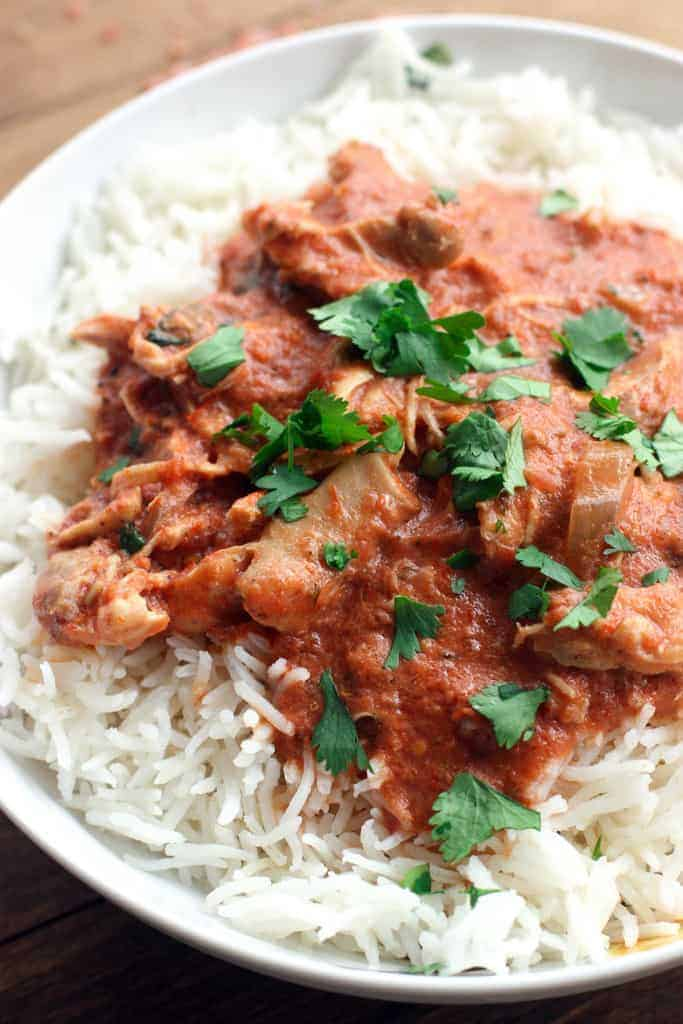 Slow Cooker Chicken Tikka Masala   Tastes Better From Scratch