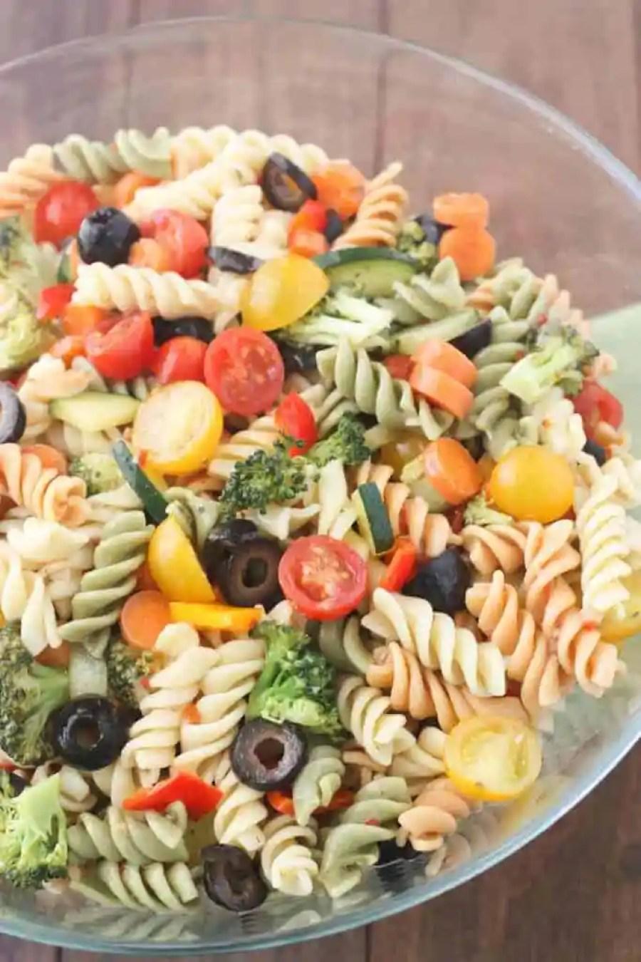Italian Pasta Salad   Tastes Better From Scratch