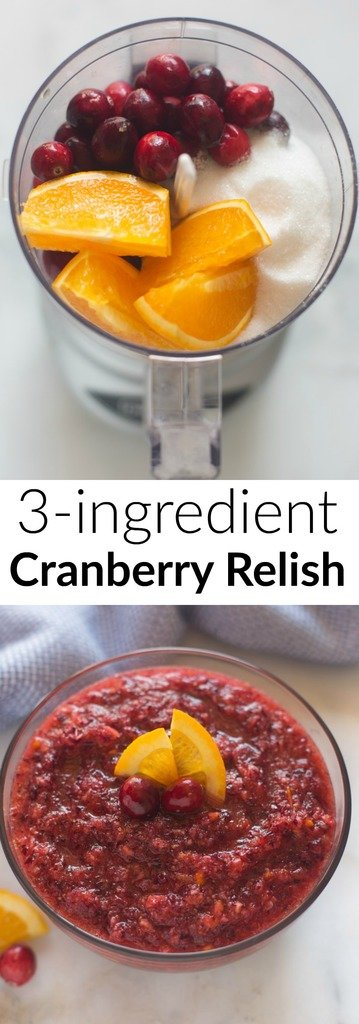 The BEST Cranberry Relish ever! So much better than regular cranberry sauce! | Tastes Better From Scratch