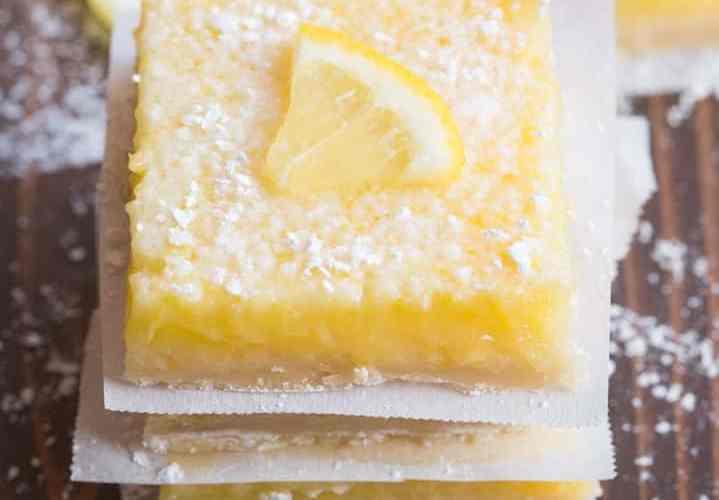 Perfect Lemon Bars