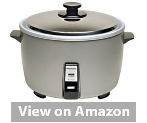 Best Japanese Rice Cooker - Panasonic SR-42HZP 23-cup Rice Cooker Review