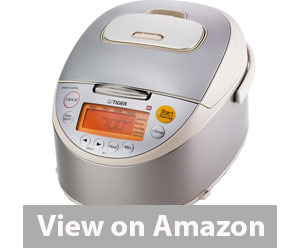 Tiger JKT-B10U Rice Cooker Review