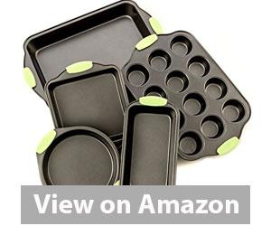 Best Bakeware Set - Vremi 6 Piece Nonstick Bakeware Set Review