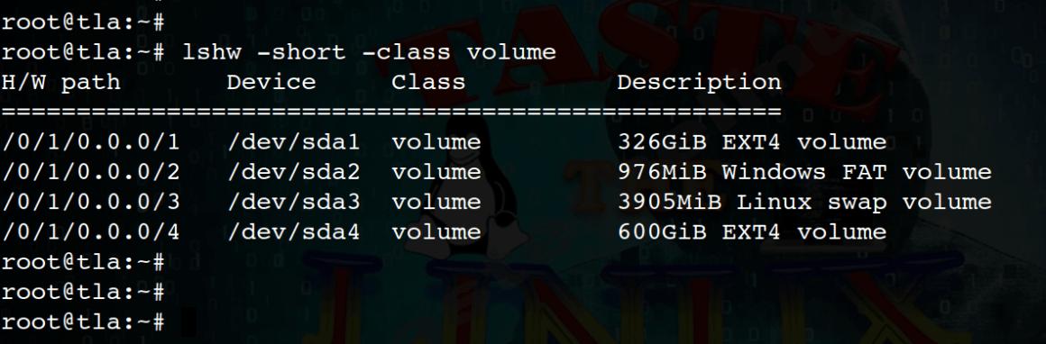For volume