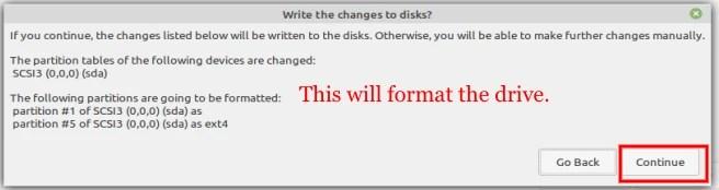 Install Linux Mint 20.2(Uma) from USB [Screenshots]